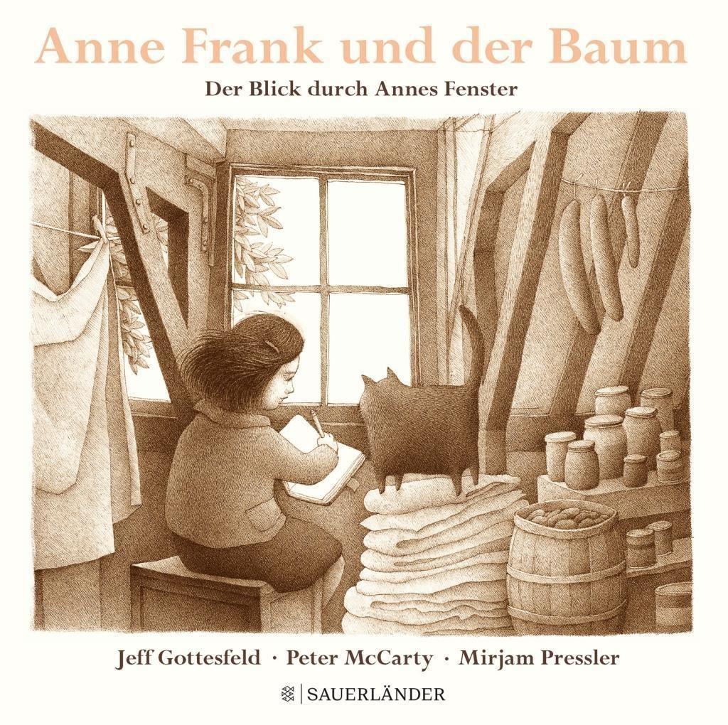 Jeff Gottesfeld Anne Frank und der Baum